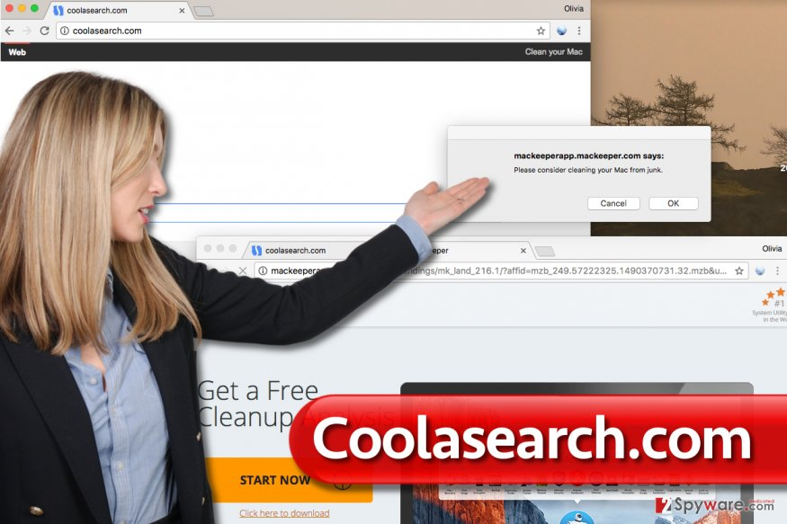 Coolasearch.com virus