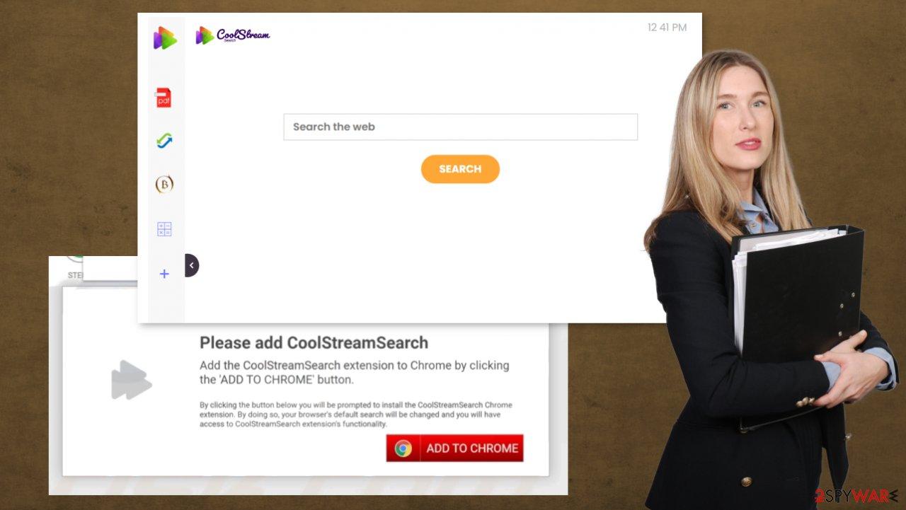 CoolStreamSearch.com