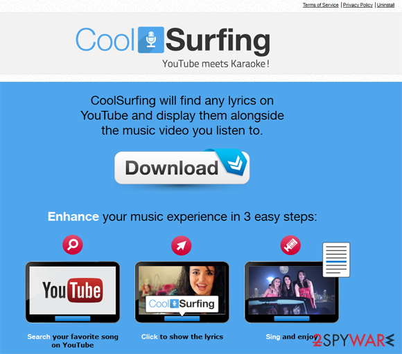 CoolSurfing