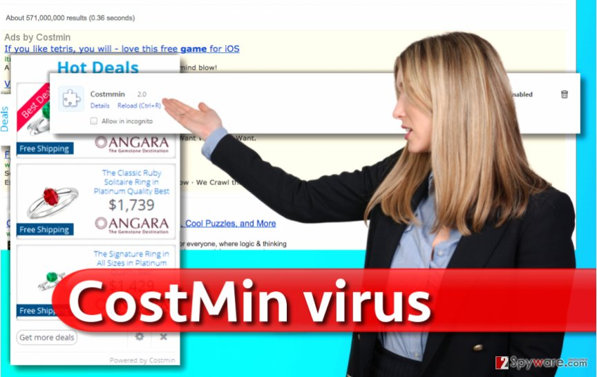 Costmin virus