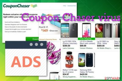 Coupon Chaser adware