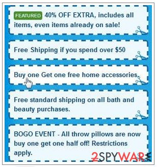 CouponScanner ads