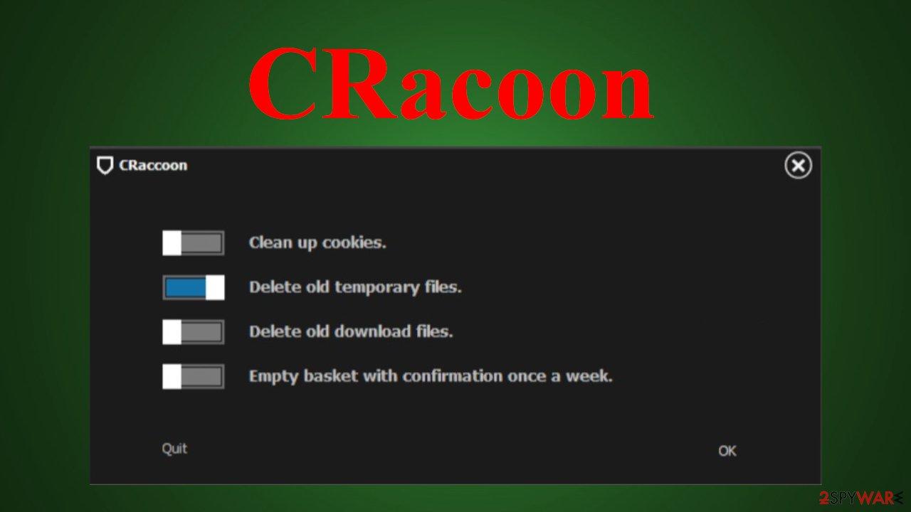 CRaccoon PUP
