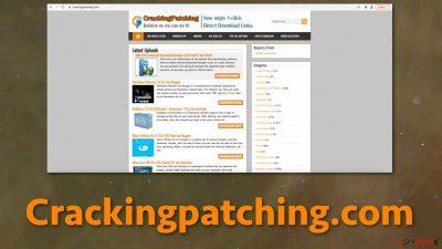Crackingpatching.com