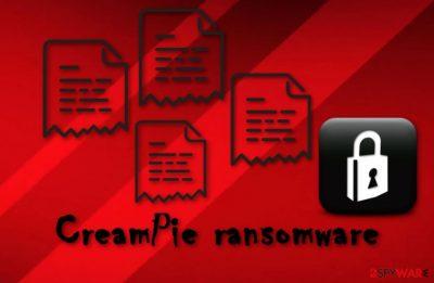 CreamPieransomware