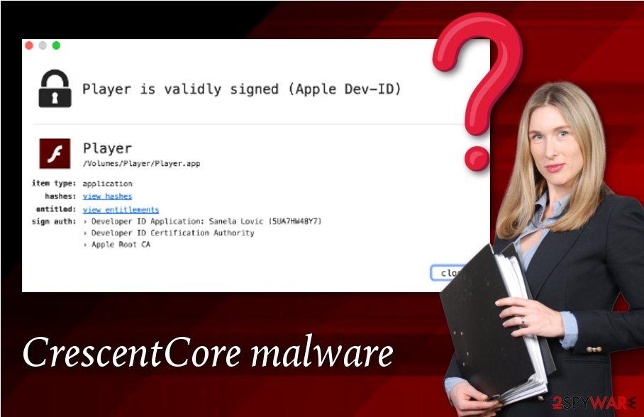 CrescentCore malware