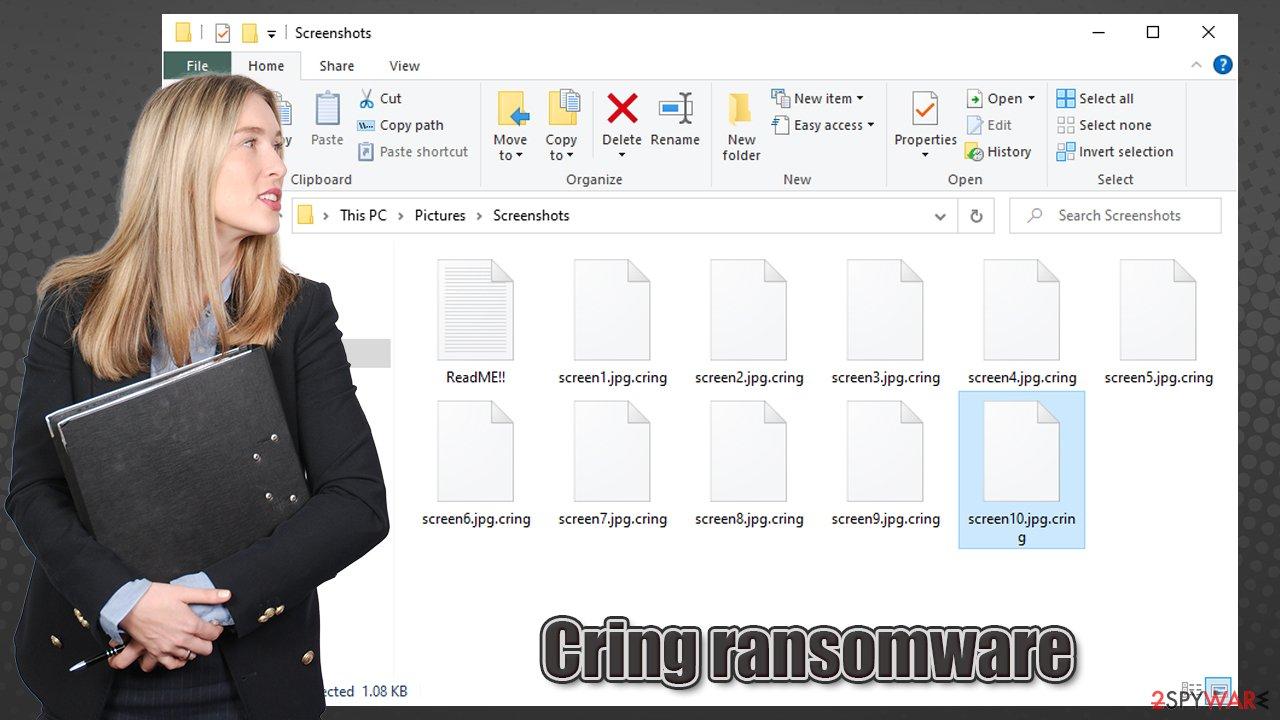 Cring virus