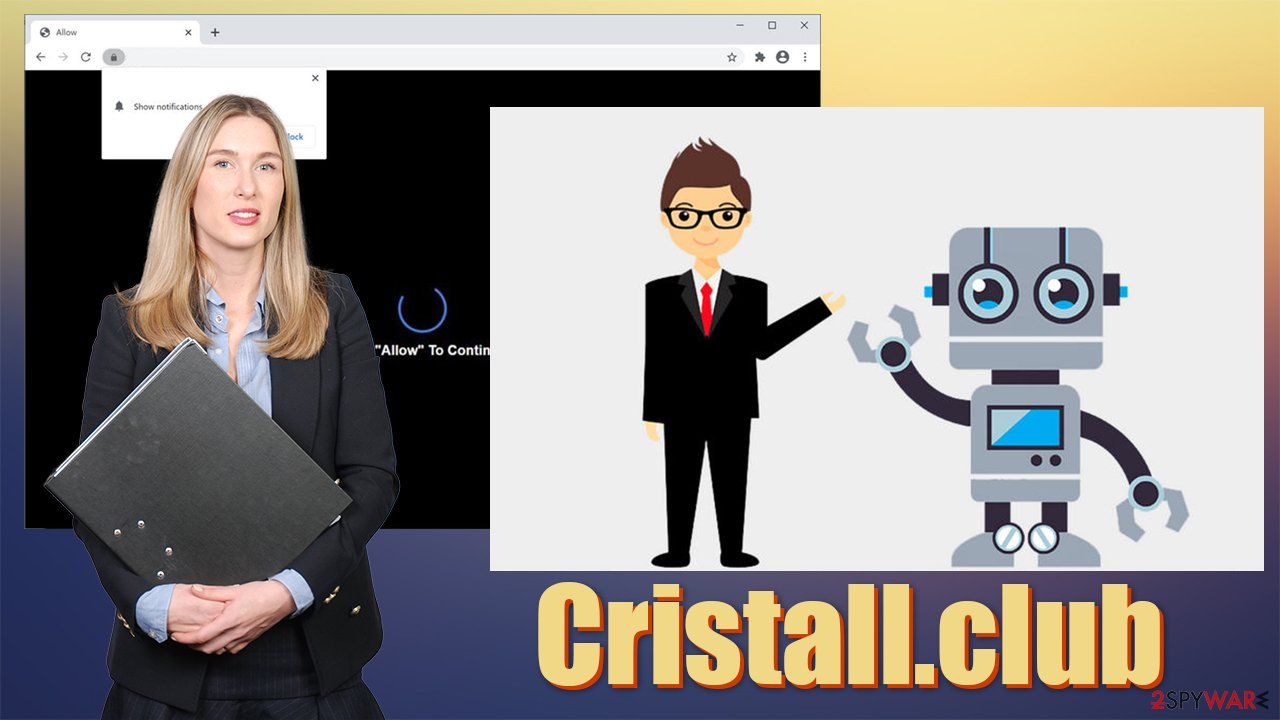 Cristall.club virus