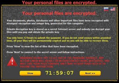 Citroni ransomware