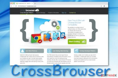 CrossBrowser virus