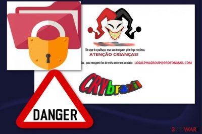 CryBrazil ransomware