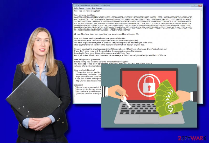 Crypt000 file extension virus