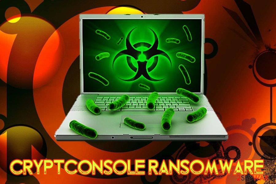 CryptConsole-2018 virus