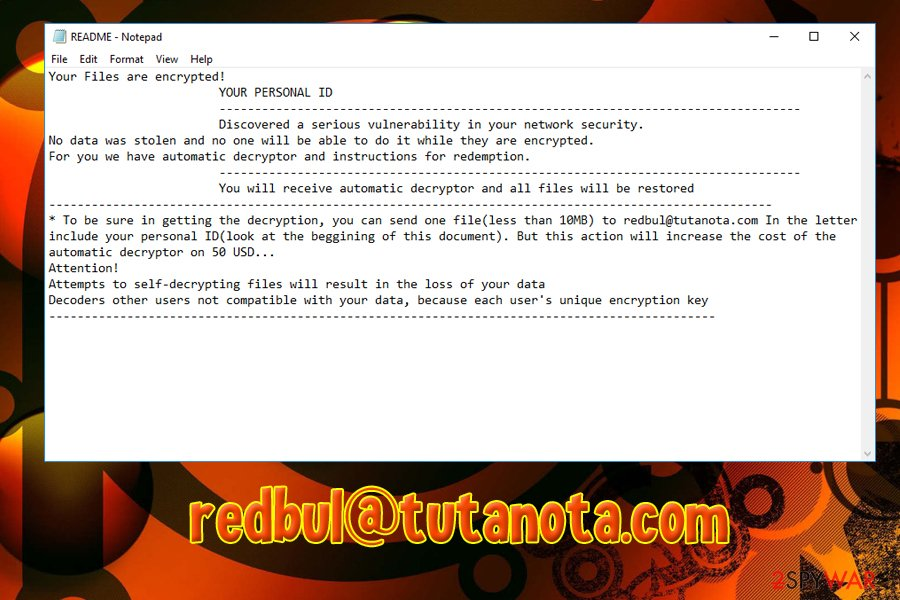 CryptConsole - redbul@tuta.io version