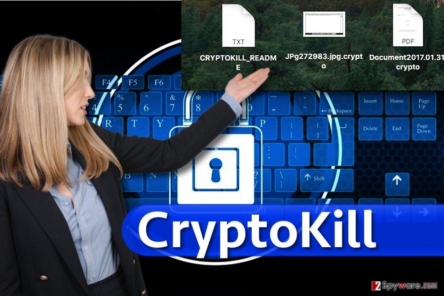 CryptoKill ransomware