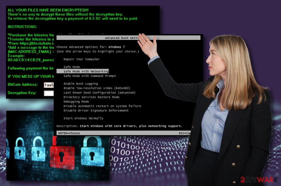CryptoLite ransomware