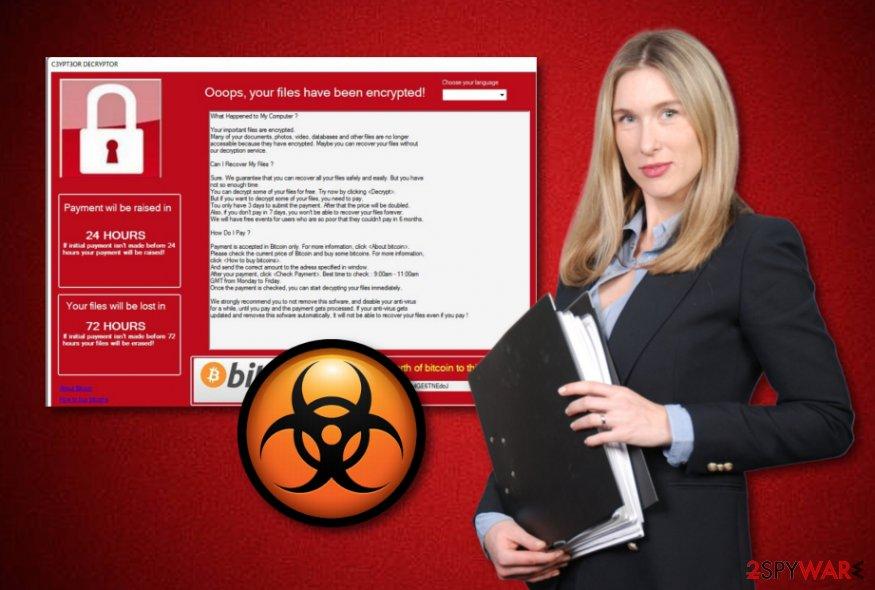 C3YPT3OR ransomware virus