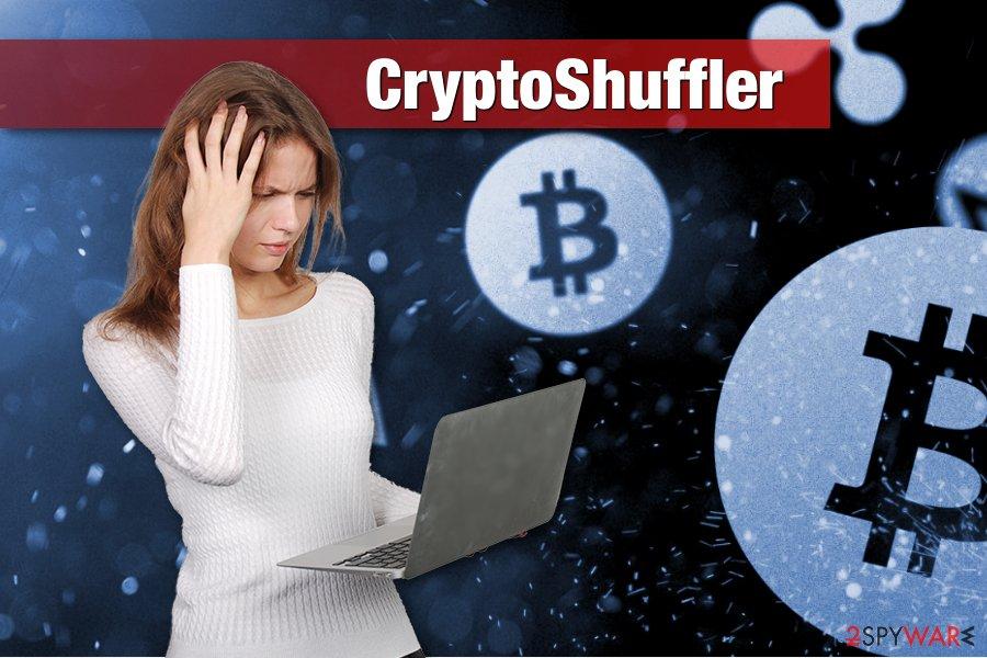 CryptoShuffler Trojan