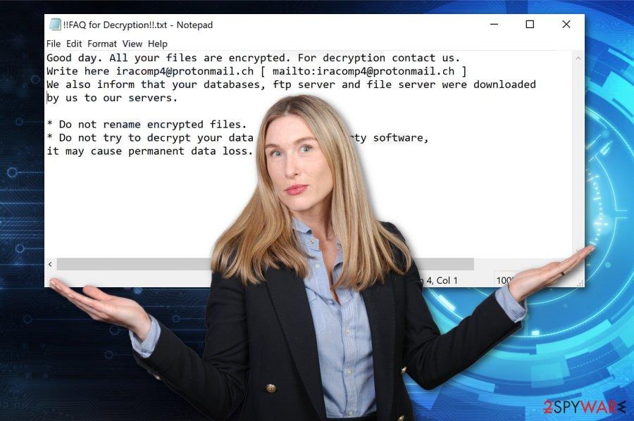 Cuba ransomware