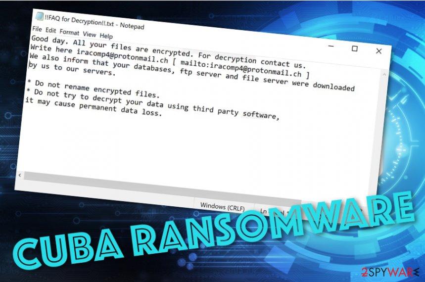 Cuba malware