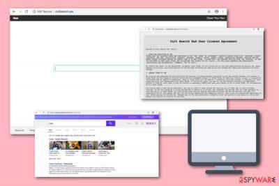 Cultsearch.pw browser hijacker