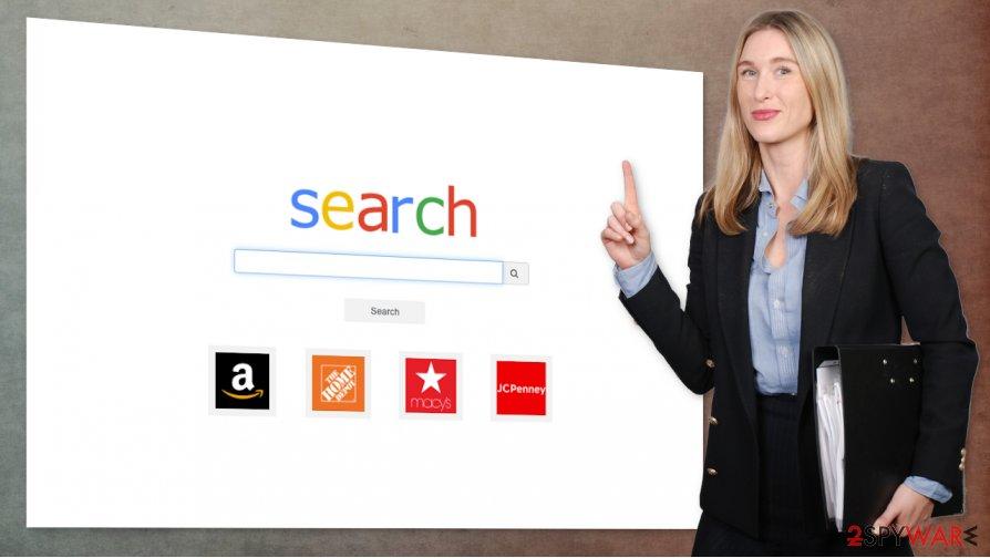 CyberSearch virus