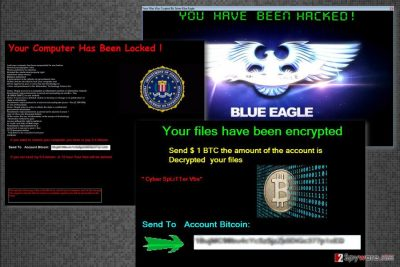 The picture of Cyber SpLiTTer Vbs virus