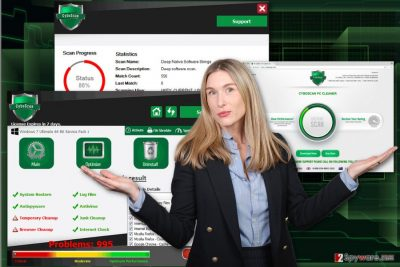 Cyboscan PC Optimizer virus