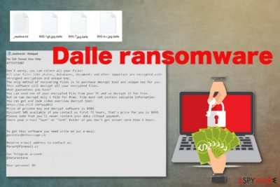 Dalle ransomware