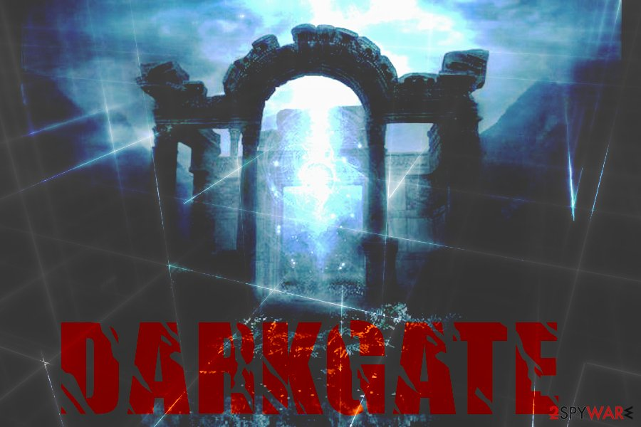 Darkgate virus
