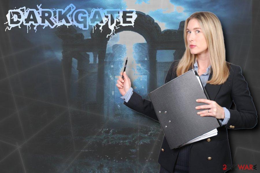 Darkgate malware