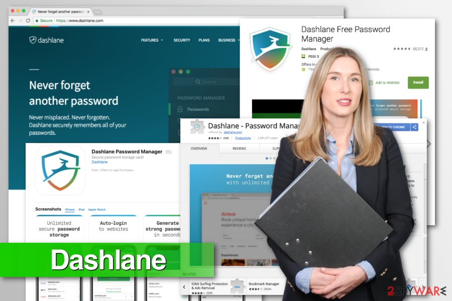 Dashlane download sources
