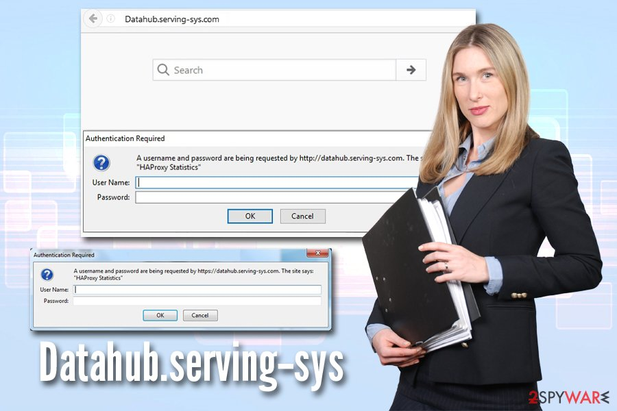 Datahub.serving-sys virus
