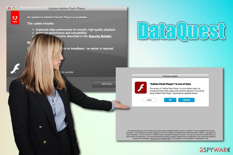 DataQuest virus