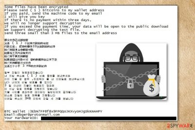 DBGer ransomware
