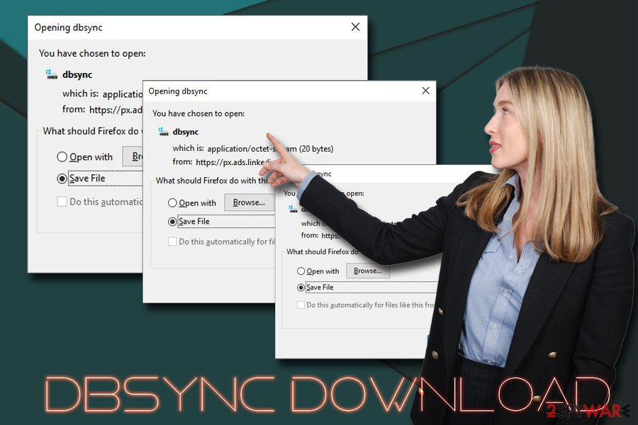 Dbsync download PUP