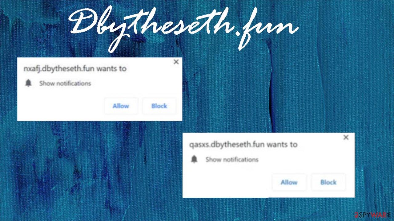 Dbytheseth.fun ads