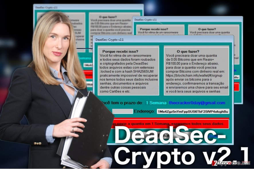 Virus DeadSec-Crypto v2.1