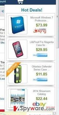 SaveNet ads