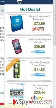 Ads by FreeDealsApp snapshot
