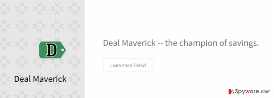 Deal Maverick ads