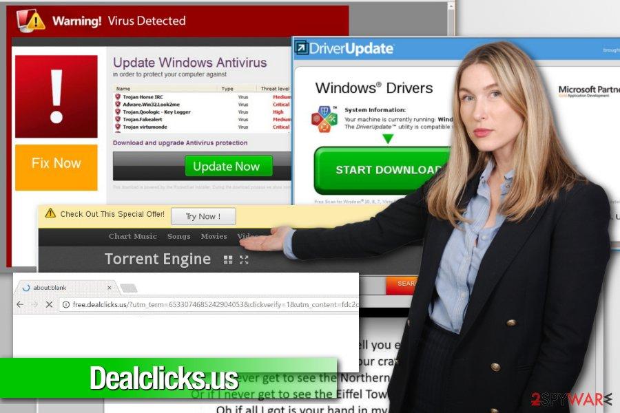 Dealclicks.us virus