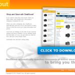DealScout ads