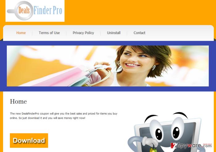 DealsFinderPro snapshot