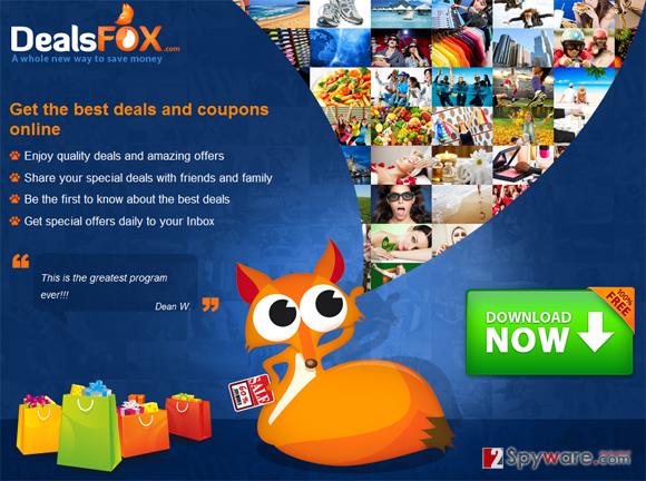 DealsFox snapshot