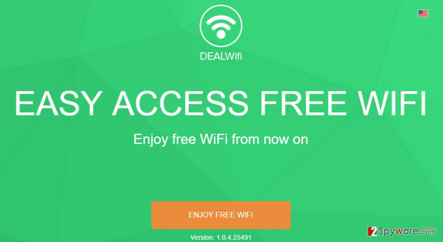 DealWifi ads