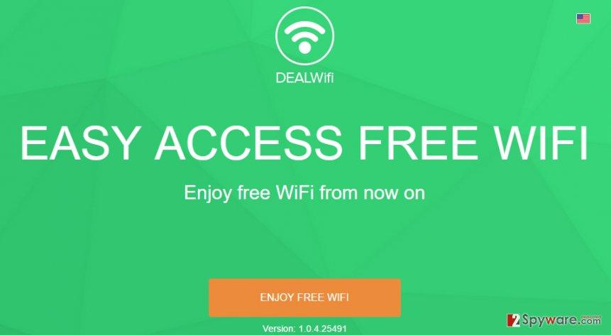 DealWifi ads