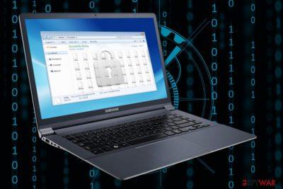 Image of Decrypthelp@qq.com ransomware