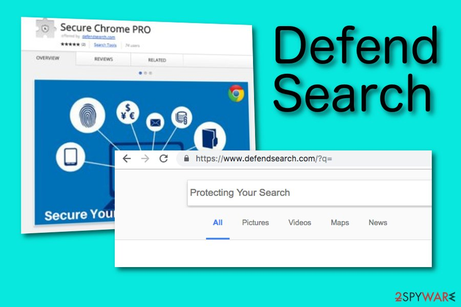 DefendSearch.com unwanted app