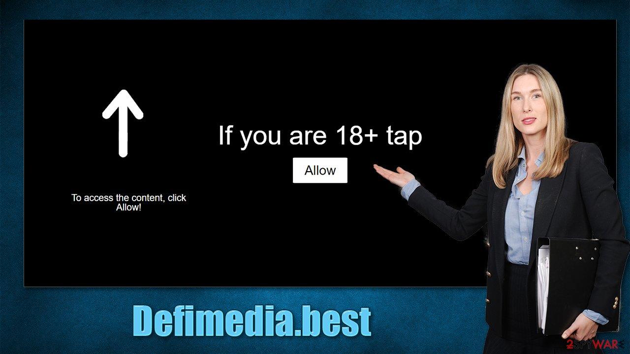 Defimedia.best popups